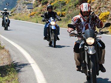 Motorradtouren Kreta